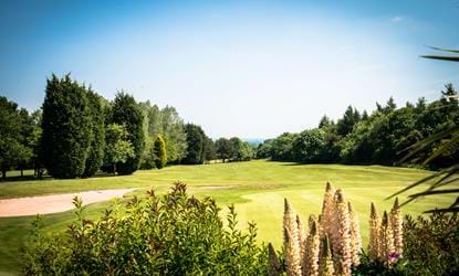 open course golf telford hotel and resort