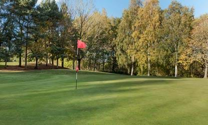 golf course telford hotel and resort